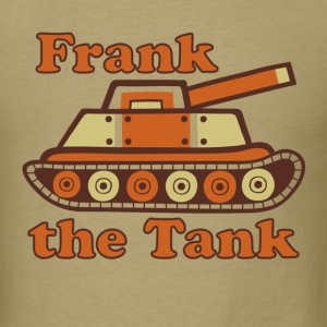 Frank the Tank T-Shirts - Men's T-Shirt