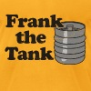 Frank the Tank Old School T-Shirts - Men's T-Shirt by American Apparel
