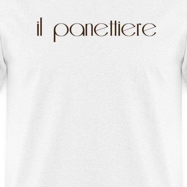 Bread Baker Tshirt - il panettiere (the bread baker - in Italian)