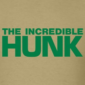 Khaki INCREDIBLE HUNK Men - Men's T-Shirt
