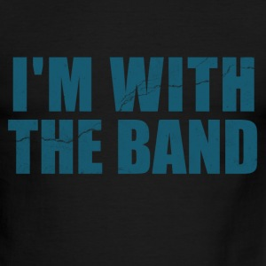 Im With the Band  T-Shirts - Men's Ringer T-Shirt