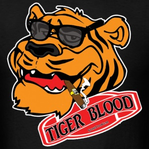 Tiger Blood T-Shirts - Men's T-Shirt