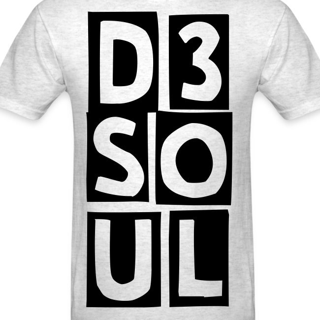 "D3 Soul Blocks ""Black Blocks"""