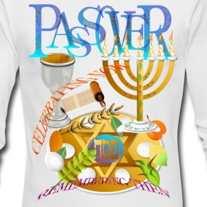 Passover Seder - Men's Long Sleeve T-Shirt by Next Level
