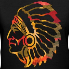 NATIVE AMERICAN INDIAN Women's T-Shirts