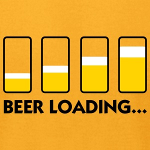 Beer Loading (3c) T-Shirts - Men's T-Shirt by American Apparel
