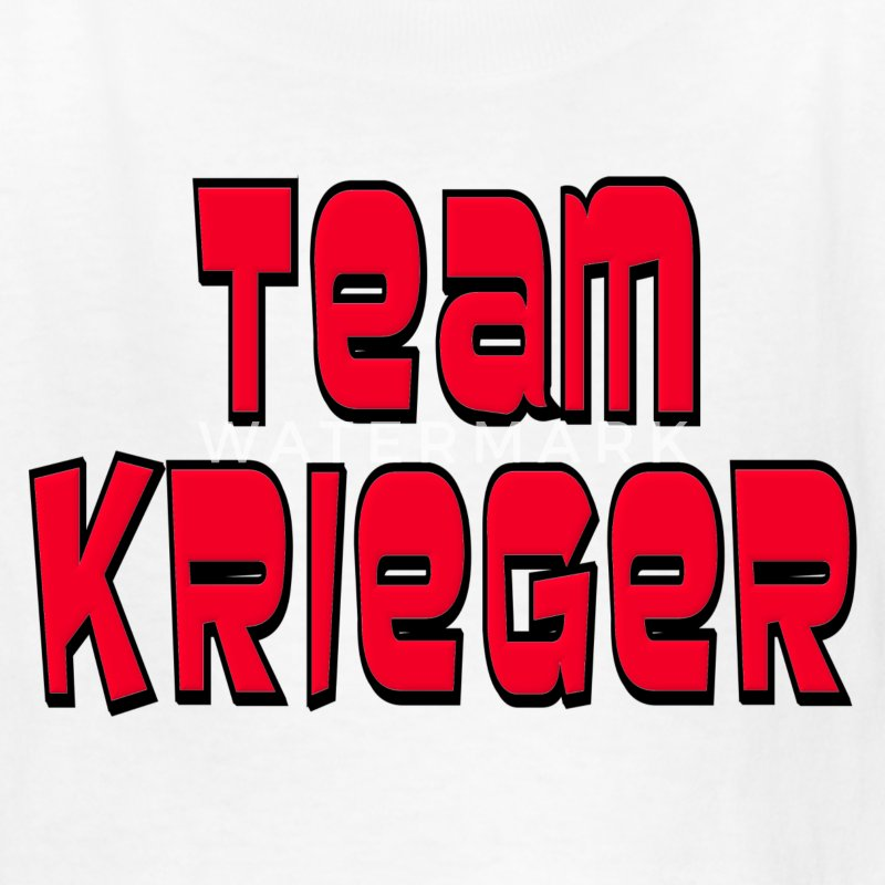Team Krieger -- Archer Kids' Shirts - Kids' T-Shirt