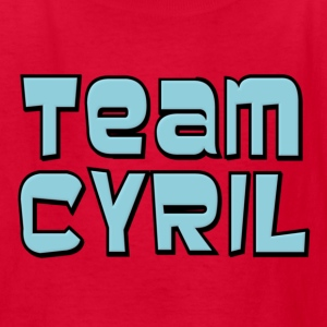 Team Cyril -- Archer Kids' Shirts - Kids' T-Shirt