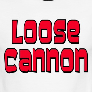 Loose Cannon -- Archer T-Shirts - Men's Ringer T-Shirt