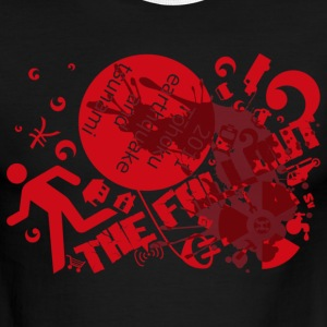 THE_FALLOUT - Men's Ringer T-Shirt