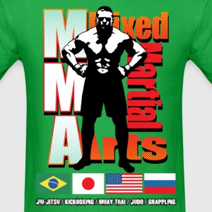 Mixed martial art T-Shirts - Men's T-Shirt