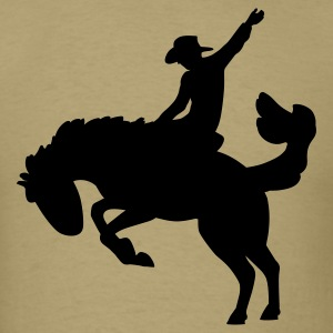 Rodeo Rider T-Shirts - Men's T-Shirt