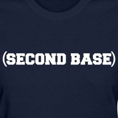 Second Base Women's T-Shirts