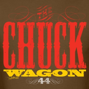The Chuck Wagon No. 44 - Men's T-Shirt