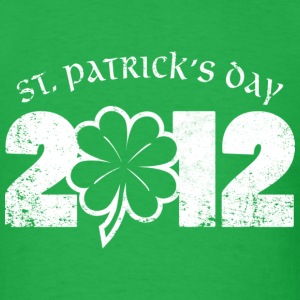 St. Patrick's Day 2011 - Men's T-Shirt