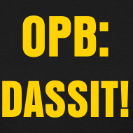 Design ~ OPB Dassit Shirt