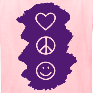 Design ~ Peace Love Happiness