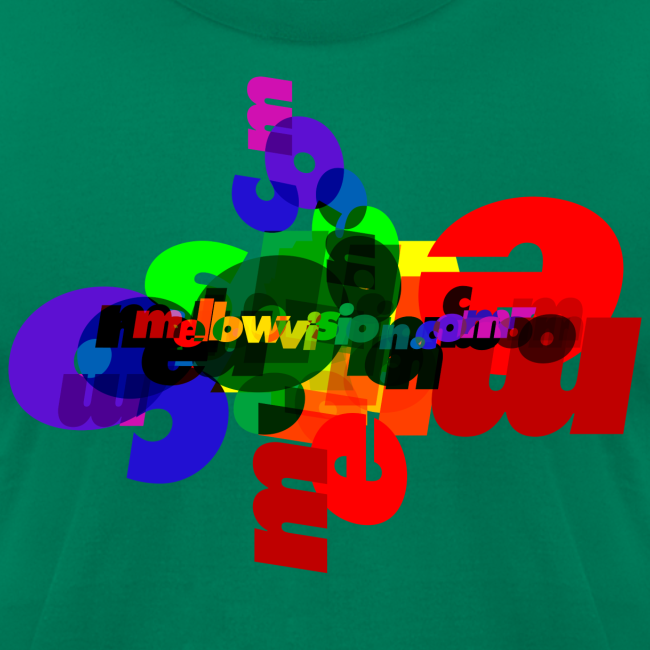 Mellowvision Scatter Brain T