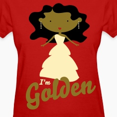 I'm Golden (Metallic Gold)