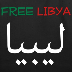 Free Libya (V) Bags  - Eco-Friendly Cotton Tote