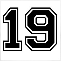 Sports number 19