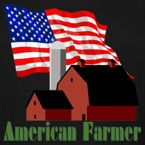 American Farmer - Men's Tall T-Shirt