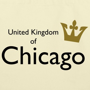 United Kingdom of Chicago Bags  - Eco-Friendly Cotton Tote