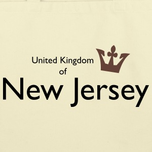 United Kingdom of New Jersey Bags  - Eco-Friendly Cotton Tote