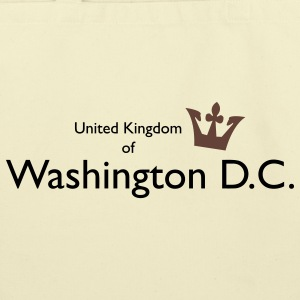 United Kingdom of Washington D.C. Bags  - Eco-Friendly Cotton Tote