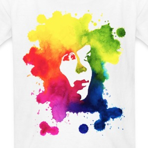 Ink Girl - Kids' T-Shirt