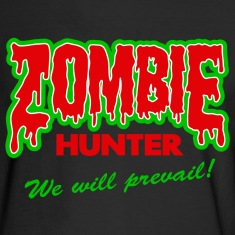 Zombie Hunter Assassin Long Sleeve Shirts