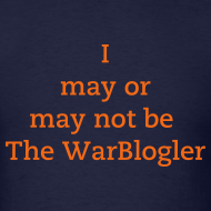 Design ~ WarBlogler - Orange Text