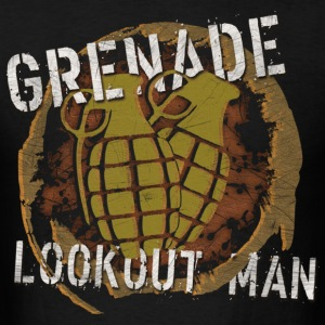 Grenade Lookout Man - Men's T-Shirt