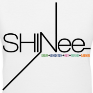 Design ~ [SHINee] 1st Mini (Vneck)