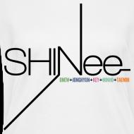 Design ~ [SHINee] 1st Mini (Vneck)
