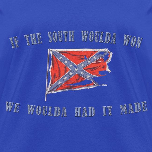 If the South Woulda Won (Ladies)