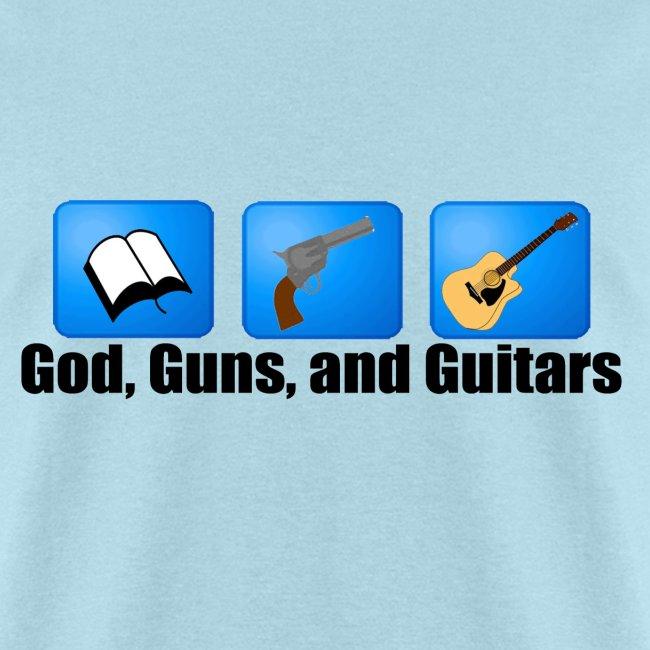 God Guns and Guitars