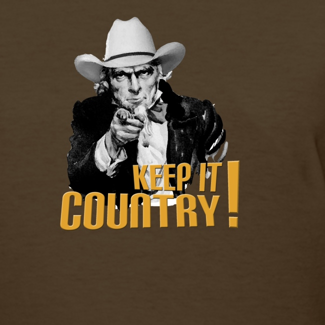 Keep It Country Uncle Sam (Ladies)