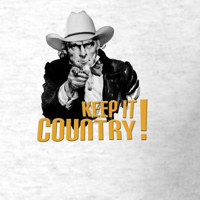 Keep It Country Uncle Sam T #1