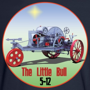Little Bull Tractor - Men's Long Sleeve T-Shirt