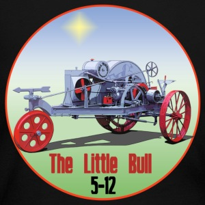 Little Bull Tractor - Women's Long Sleeve Jersey T-Shirt