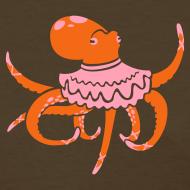 Design ~ Octopus Ballerina Standard T-Shirt