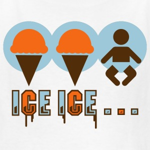 Ice Ice... Kids' Shirts - Kids' T-Shirt