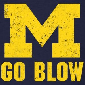 M Go Blow - Men's T-Shirt