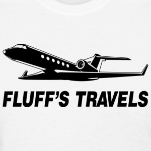Fluff's Travels Women's T-Shirts - Women's T-Shirt