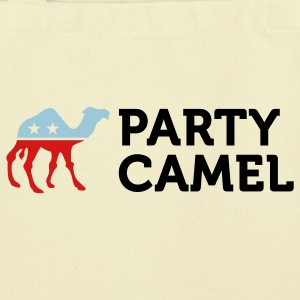 Party Animals Camel 2 (3c) Bags  - Eco-Friendly Cotton Tote