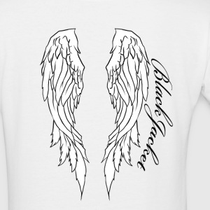 Angel Wings - Women's V-Neck T-Shirt