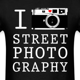 Design ~ I Shoot Street Photography [Men's]
