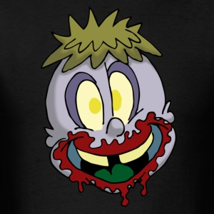 Lil Zomby Head - Men's T-Shirt