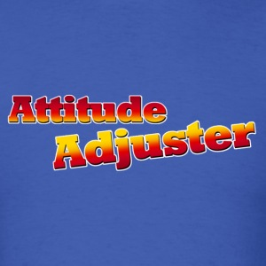 I love your attitude - Men's T-Shirt
